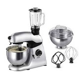 PRINCESS Professional Kitchen Center [222011] - Silver - Mixer